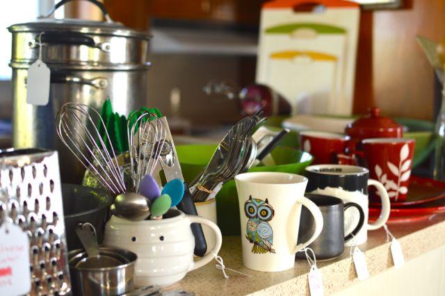 Estate Sale Mugs