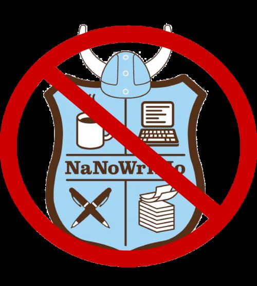 NaNoWriMo-No-NaNo